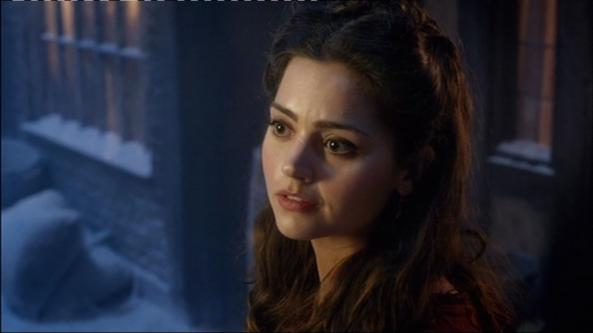 Clara concerned