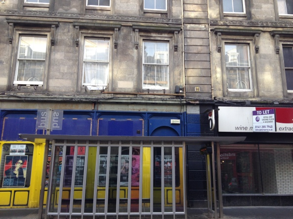 Thins and Oddbins. Don't bother looking for them. They're not there any more