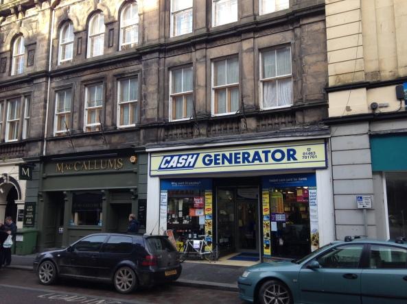 Crack Generator