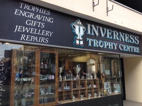 Trophy Centre